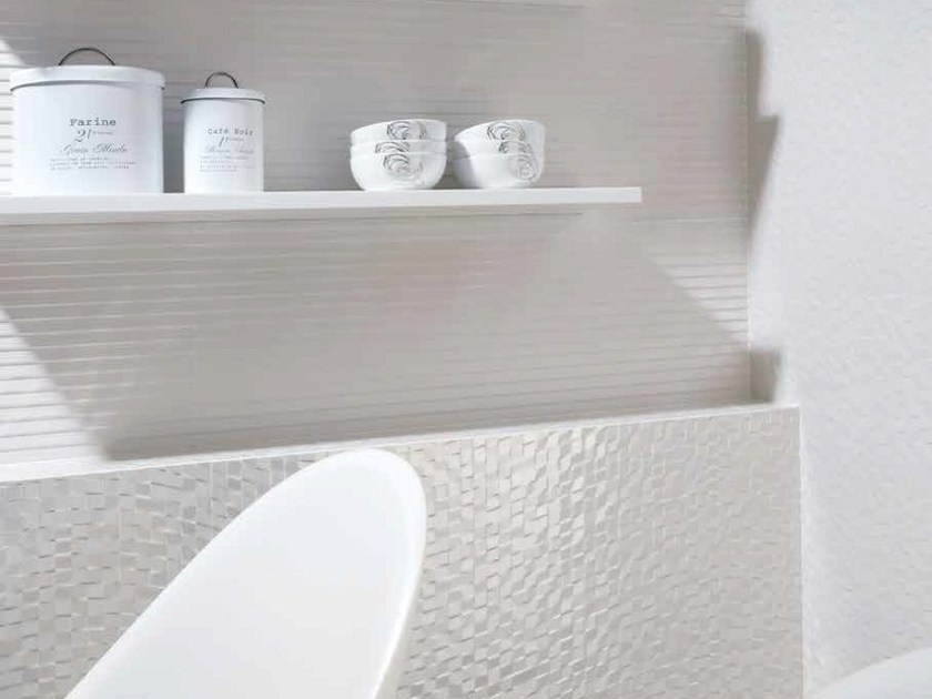 Indoor ceramic wall tiles OASIS by Venis