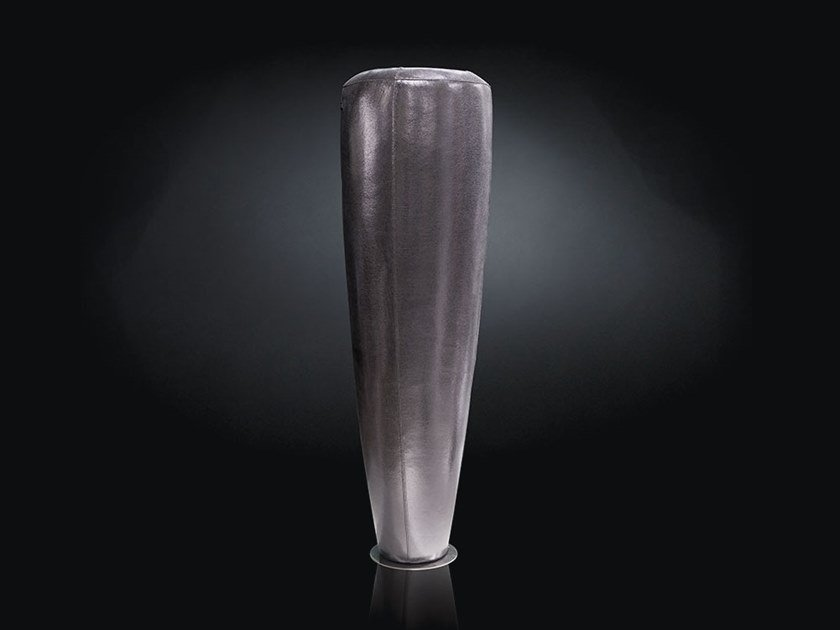 LDPE vase OBICE FITTED WITH COATING by VGnewtrend