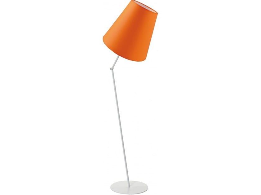 OBLIK   Lampada da terra Collezione Metallo By Flam & Luce design Cyril Gorin wzmfJc