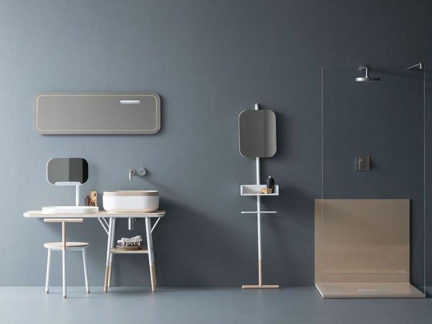 Bathroom furniture set WABI by NOVELLO