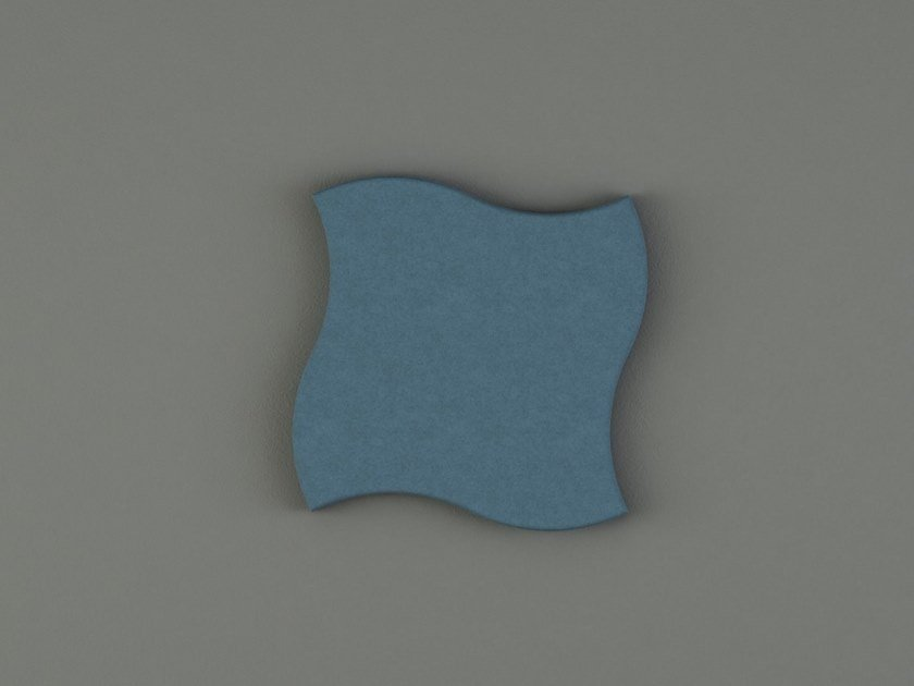 Decorative acoustic panel OCEAN by Glimakra of Sweden