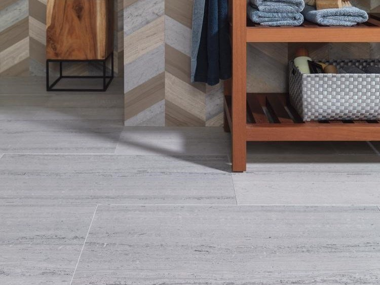 Travertine wall/floor tiles OCEAN WOOD by L'ANTIC COLONIAL