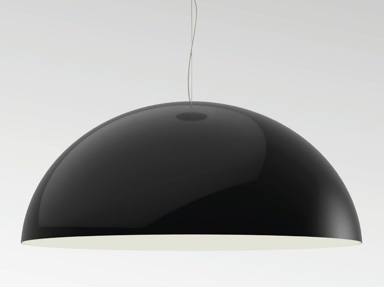 Direct light pendant lamp with dimmer OCIU by ZAVA