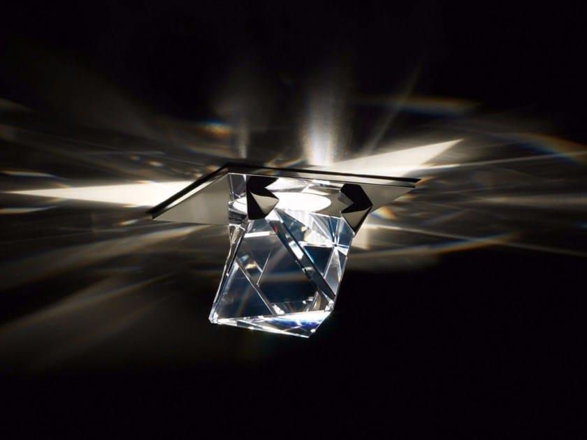 Crystal spotlight with Swarovski crystals OCTA by Swarovski