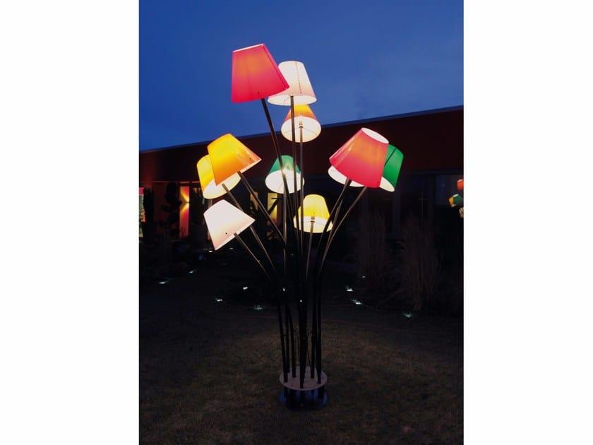 Light Per Plastica Flessibile Lampada In Braccio Top Terra Esterno Con Octopus Da Outodoor RLq4Aj3c5