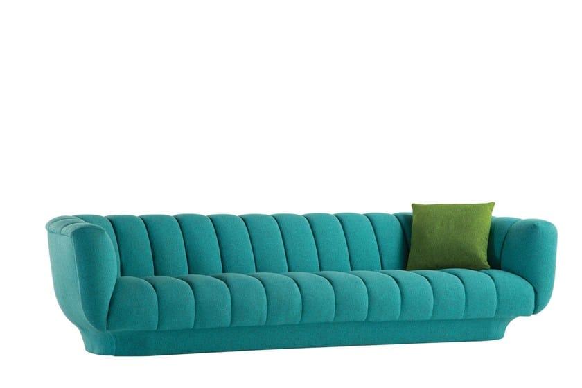 Odea sofa by roche bobois design maurizio manzoni roberto tapinassi - Sofa rock en bobois ...