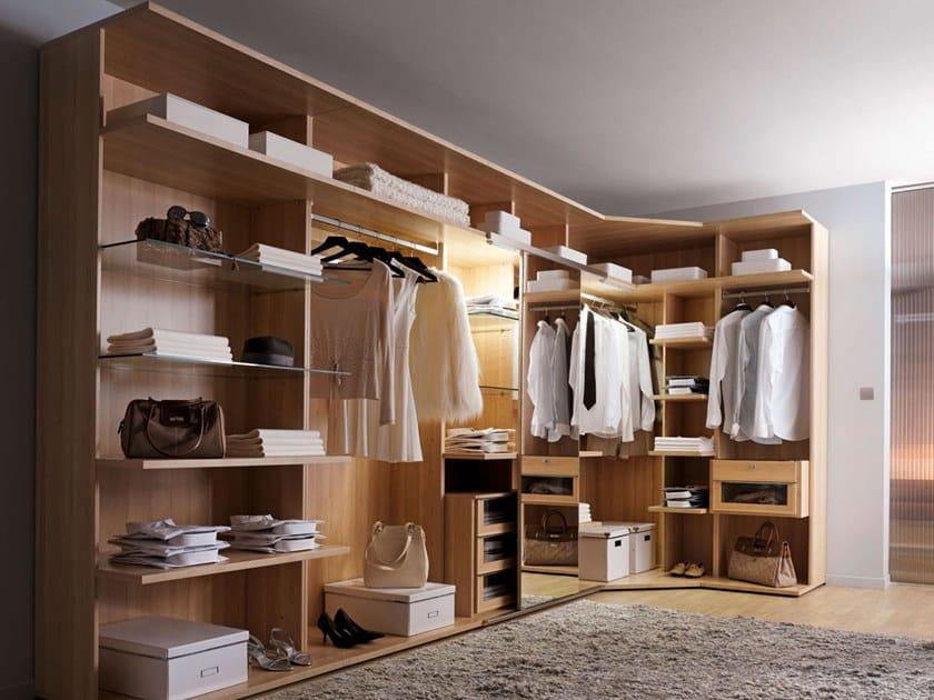 Cabina armadio componibile in legno ODEA | Cabina armadio - GAUTIER ...