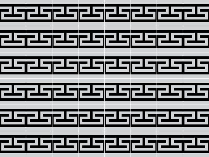 Indoor/outdoor cement wall/floor tiles ODYSSEAS 211 by TsourlakisTiles