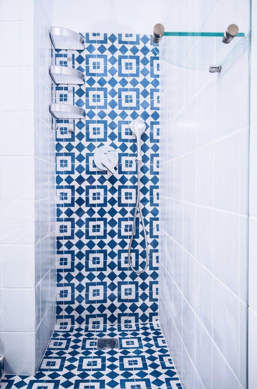 Indoor/outdoor cement wall/floor tiles ODYSSEAS 389 by TsourlakisTiles