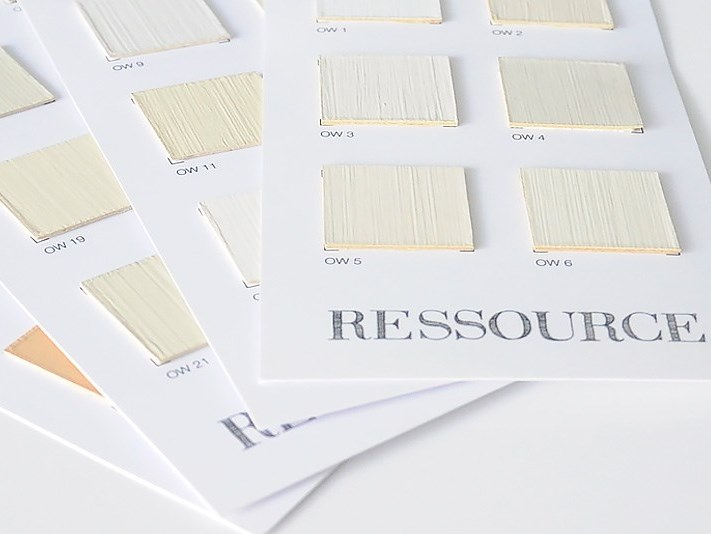 Decorative painting finish OFF-WHITES by Ressource