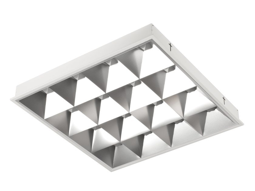 LED recessed ceiling lamp OFFICE PLUS LB LED P/T by LUG Light Factory
