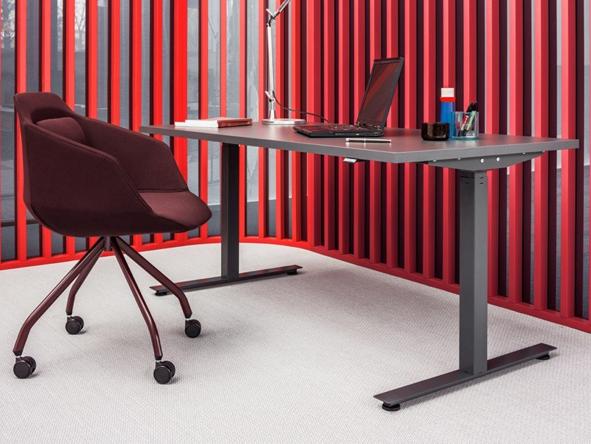 Workstation desk OGI DRIVE by MDD