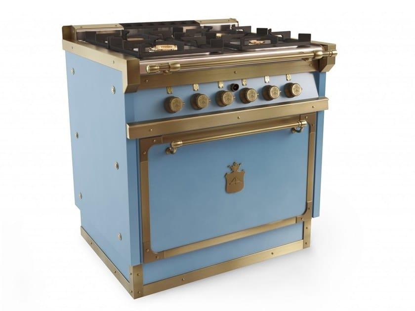 Cucina a libera installazione professionale in acciaio OGS88 ...