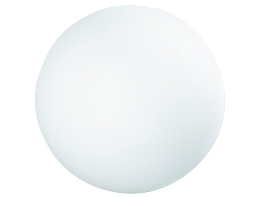 Direct light polyethylene ceiling light OH!_S by Linea Light Group