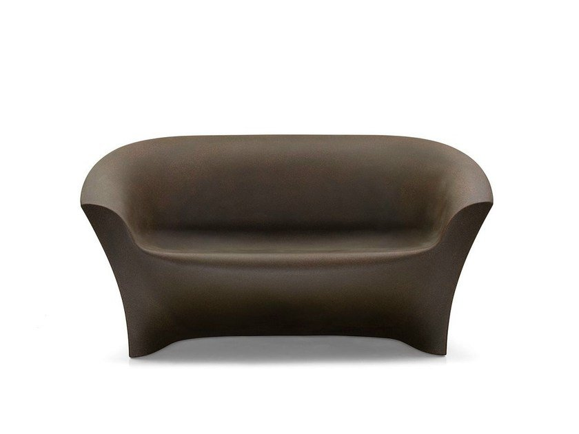 3 seater polyethylene sofa OHLA SOFA by Plust