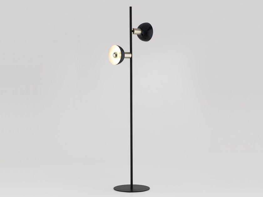 Metal floor lamp OHLALA | Floor lamp by Aromas del Campo