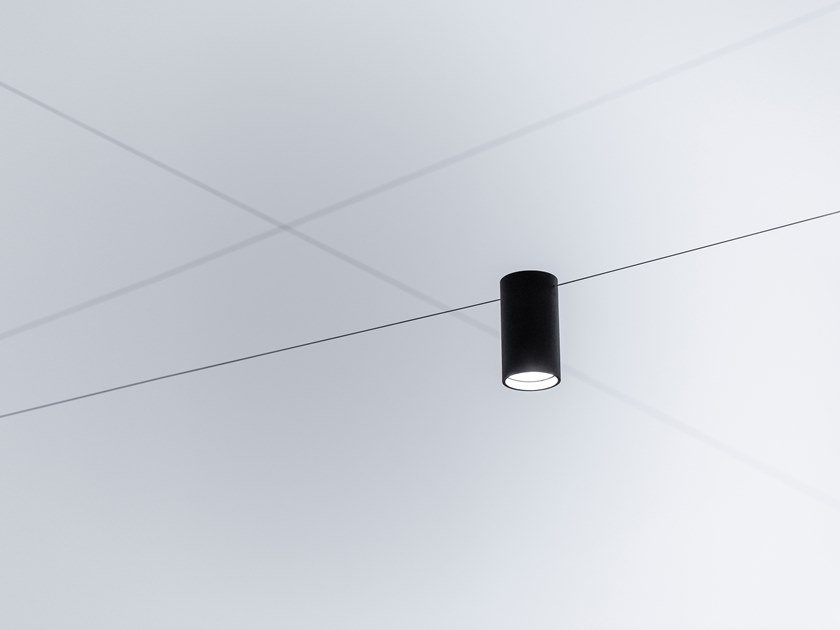 Lampada a sospensione a LED OHM by DAVIDE GROPPI