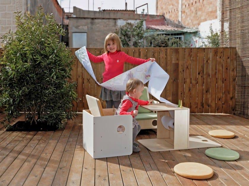 Kids In Ohplay Sedia Design Nuun Betulla hdCQrst