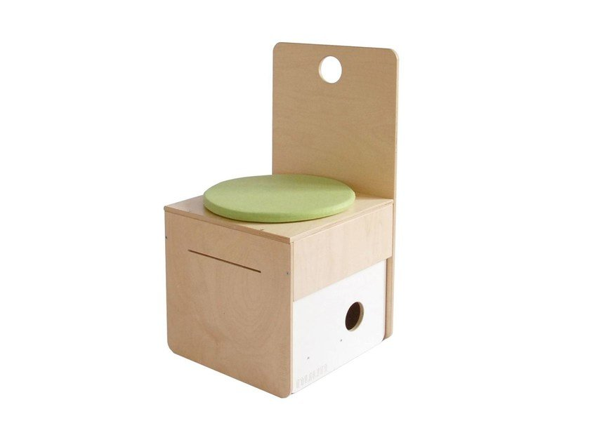 Birch kids chair OHPLAY by nuun kids design