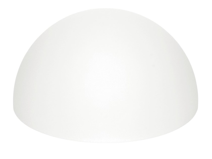 Lampada da terra per esterno a LED in polietilene OHPS_FL65 by Linea Light Group