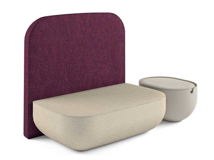 Sectional modular sofa OKOME O01 by Alias