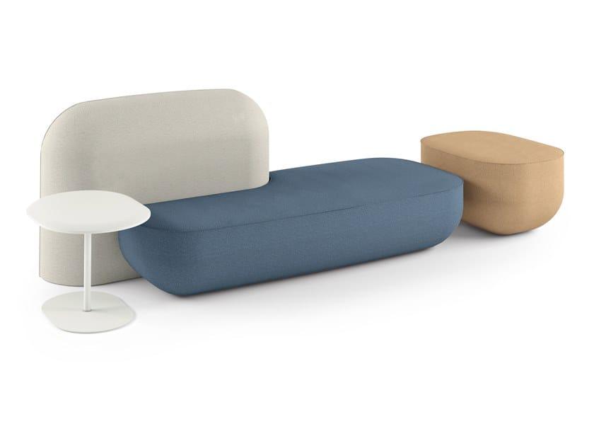 Sectional modular sofa OKOME O02 by Alias