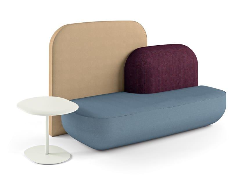 Sectional modular sofa OKOME O05 by Alias
