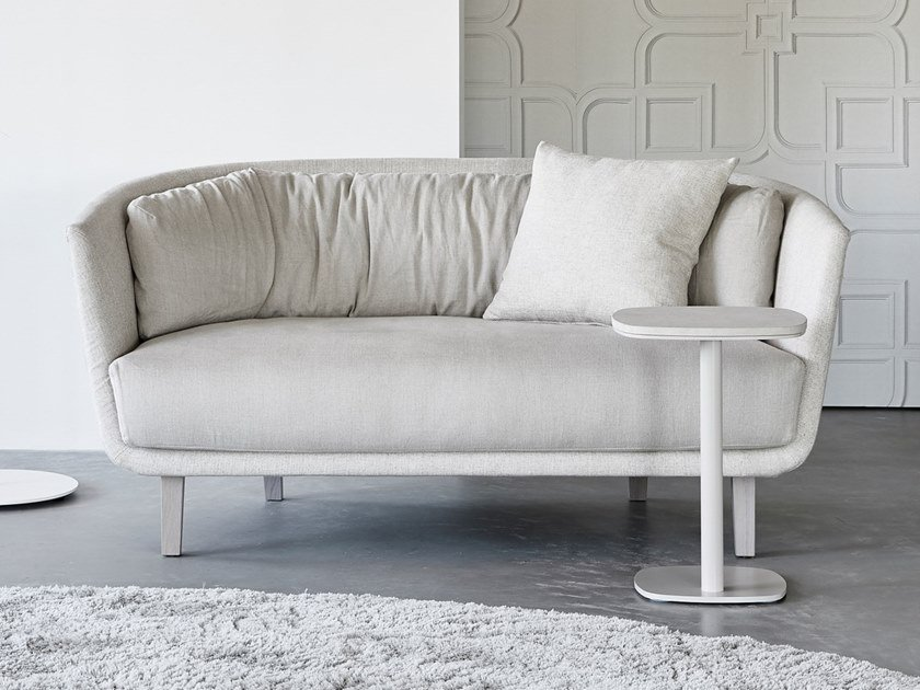 Contemporary style fabric small sofa OLAF by Piet Boon