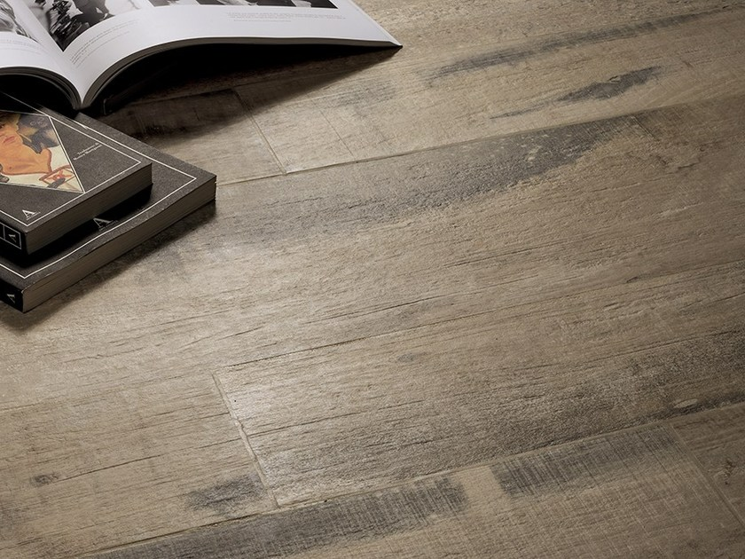 Porcelain stoneware wall/floor tiles with wood effect OLD_WOOD by Ceramica Fioranese