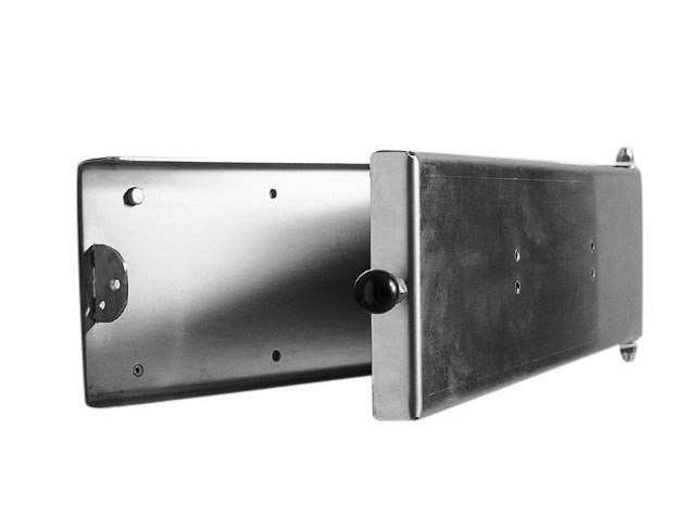Stainless steel Bracket for washbasins OLDER | Stainless steel Support by Ponte Giulio