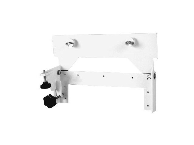 OLDER Powder Coated Steel Support By Ponte Giulio - Metal picnic table brackets
