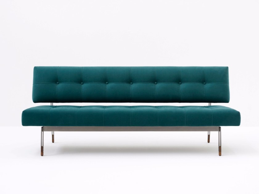 Tufted small sofa OLIVER by Tacchini