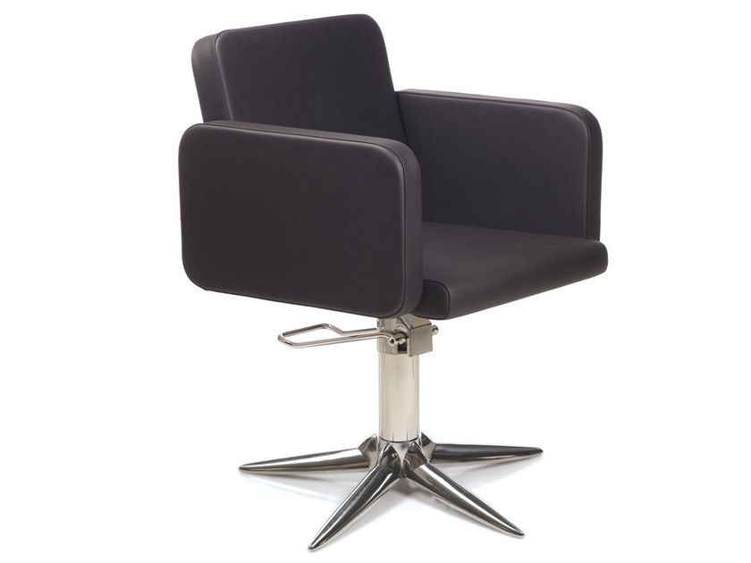 Hairdresser chair OLMA PARROT by Gamma & Bross