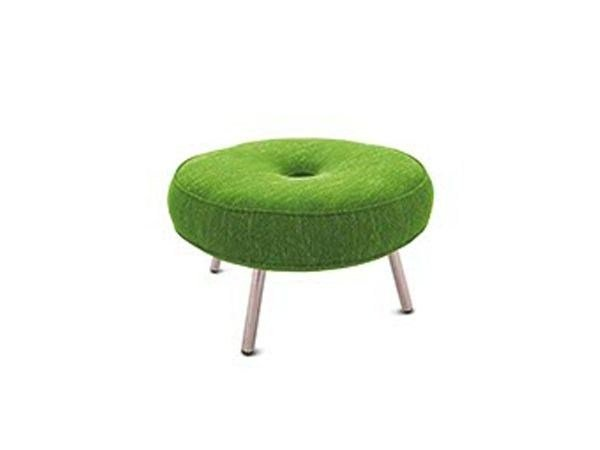 Pouf with removable lining OLO | Pouf by Adrenalina