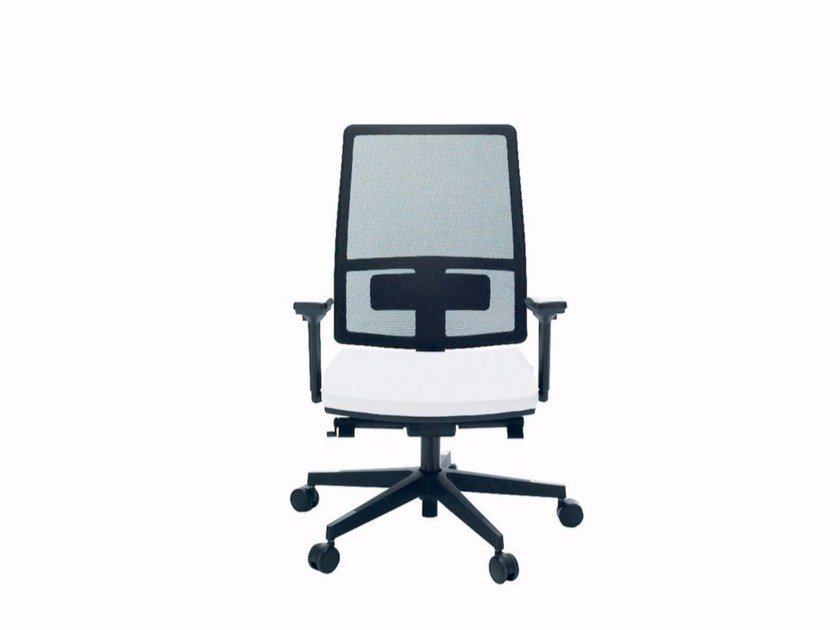 Task chair with 5-Spoke base OLTRE | Task chair by Quadrifoglio
