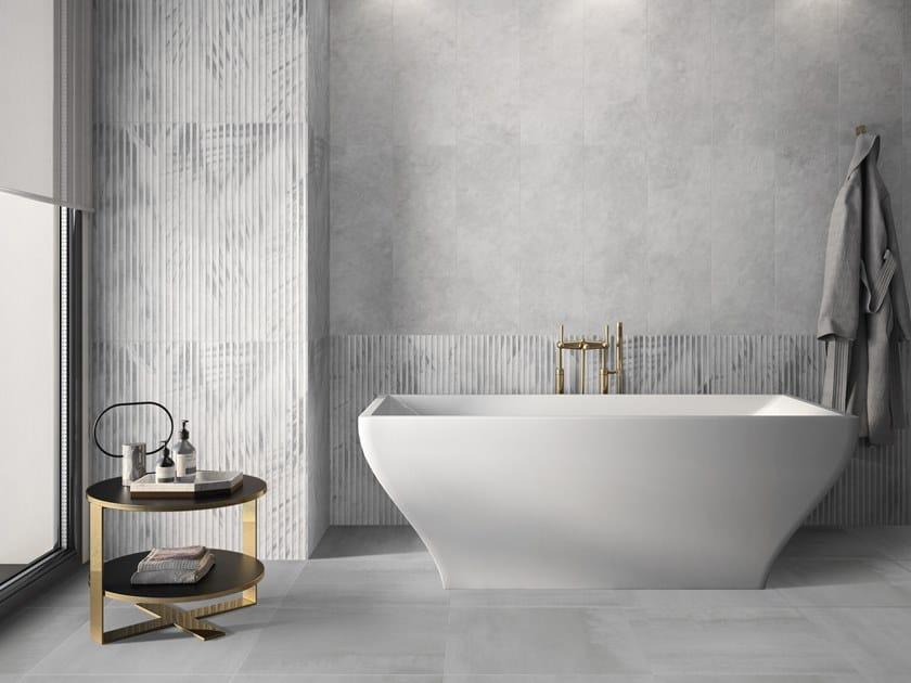 Porcelain stoneware wall/floor tiles OMBRA by Villeroy & Boch Fliesen