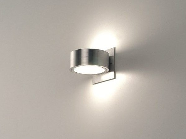Aluminium wall light OMEGA 1&2 IN (interior lighting) by BEL-LIGHTING