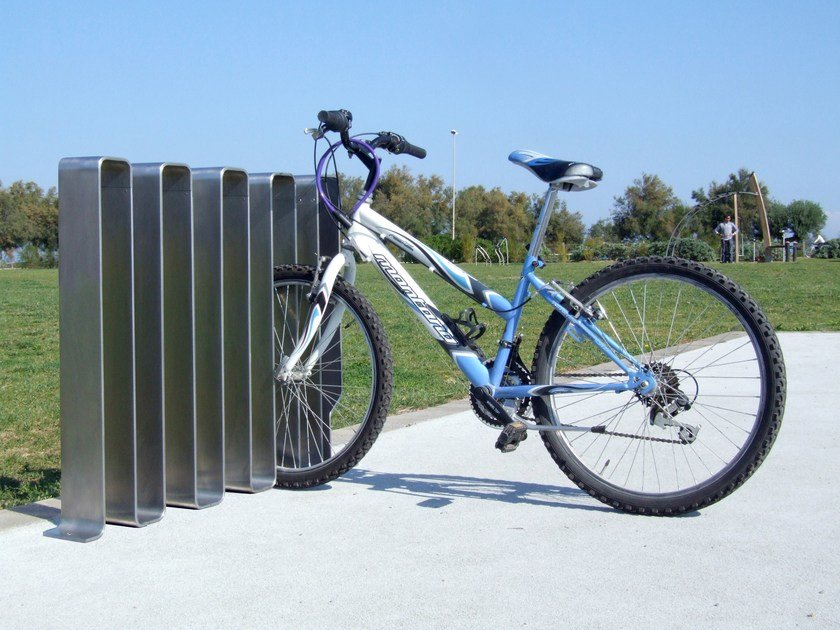 Bicycle rack OMEGA-P | Bicycle rack by LAB23 Gibillero Design