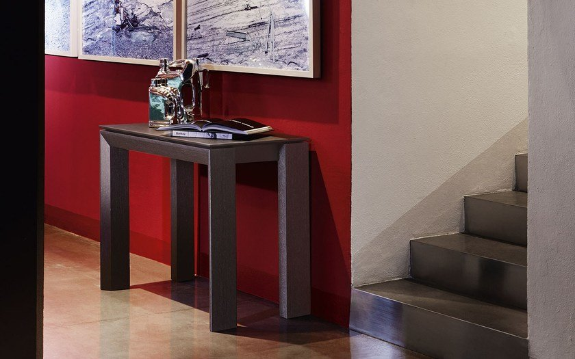 OMNIA | Extending console table By Calligaris