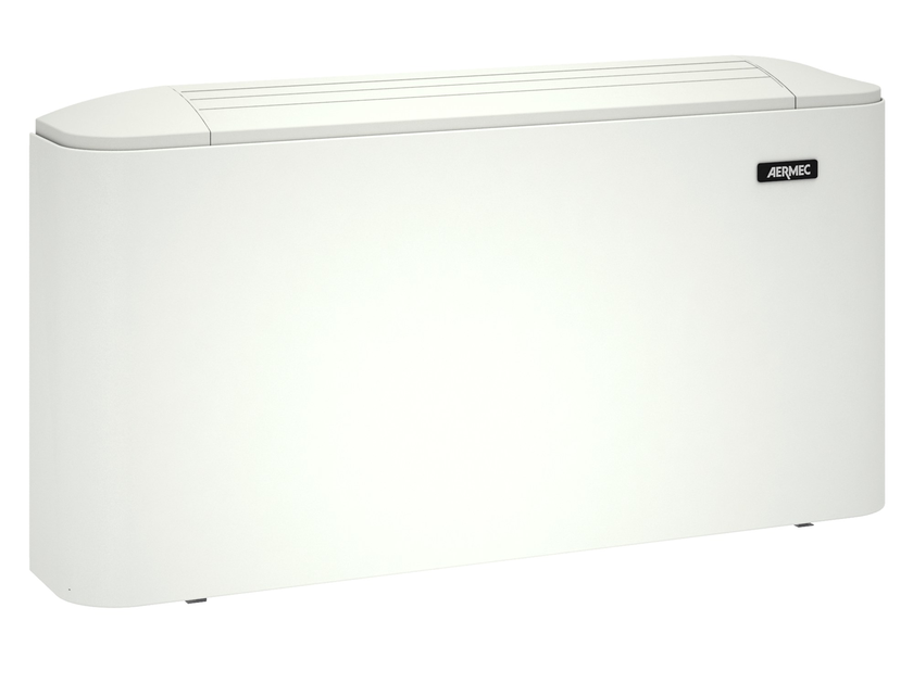 Wall-mounted fan coil unit OMNIA RADIANT by AERMEC