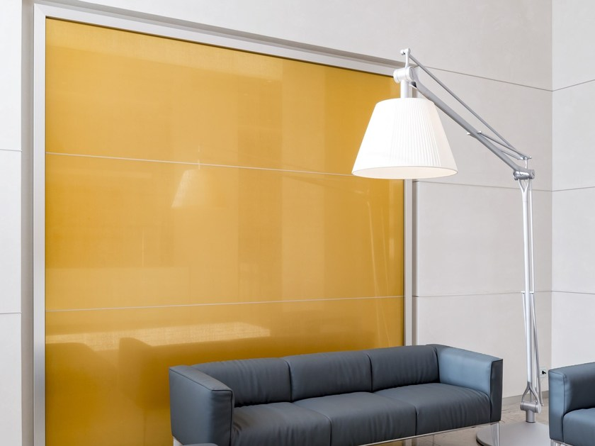 Glass wall tiles DECORFLOU® GOLD by OmniDecor®