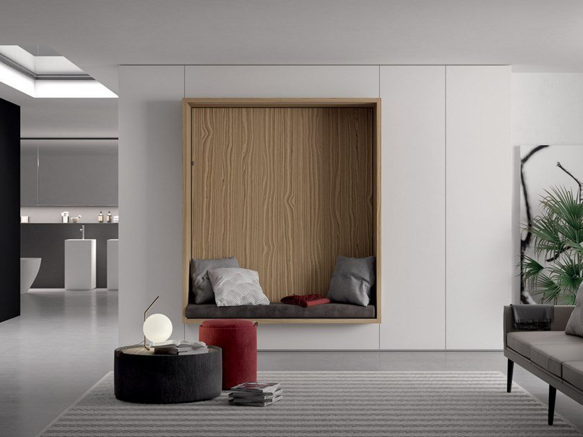 Pull-down bed ON-OFF CONFIGURATION 280 by TUMIDEI