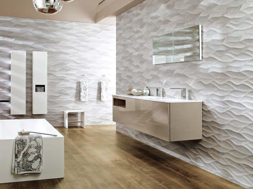 Indoor ceramic wall tiles ona by venis - Tapisserie salle de bain ...