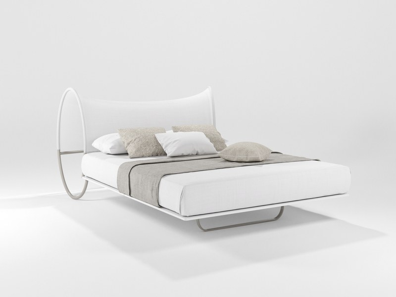 Double bed ONDA DUE by Barel