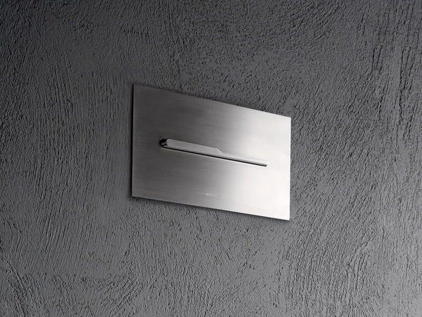 Placca di comando per wc ONDA by Antonio Lupi Design