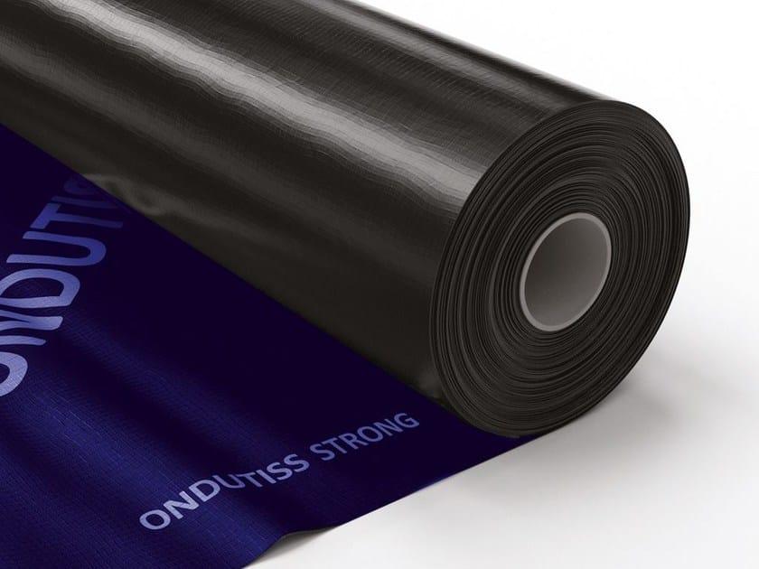 Prefabricated bituminous membrane ONDUTISS STRONG | Prefabricated bituminous membrane by ONDULINE ITALIA