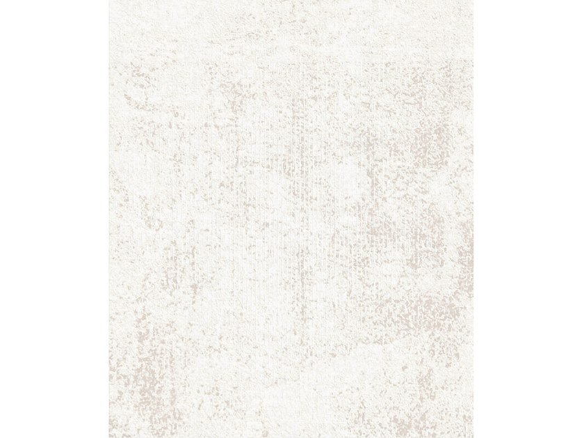 Handmade rectangular rug ONE BEIGE by Tapis Rouge
