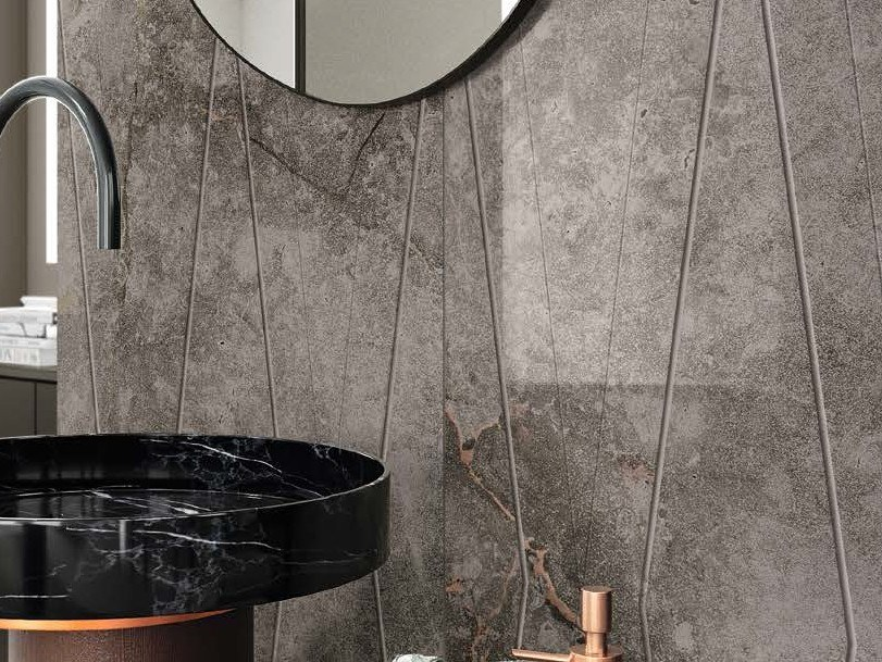 Porcelain stoneware wall/floor tiles ONE DK by Ceramica d'Imola