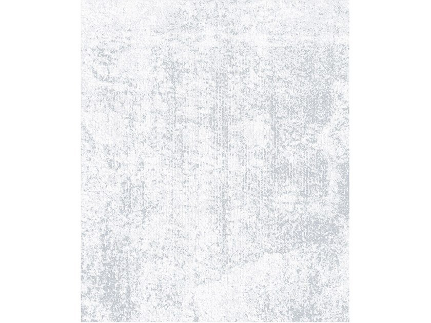 Handmade rectangular rug ONE GREY by Tapis Rouge