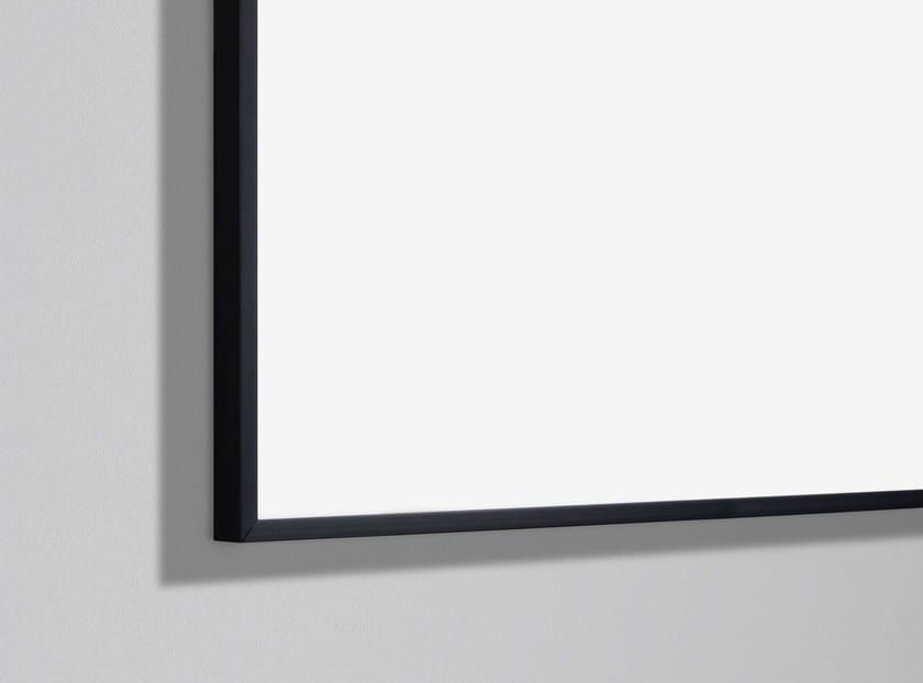 Magnetic office whiteboard ONE Whiteboard by Lintex